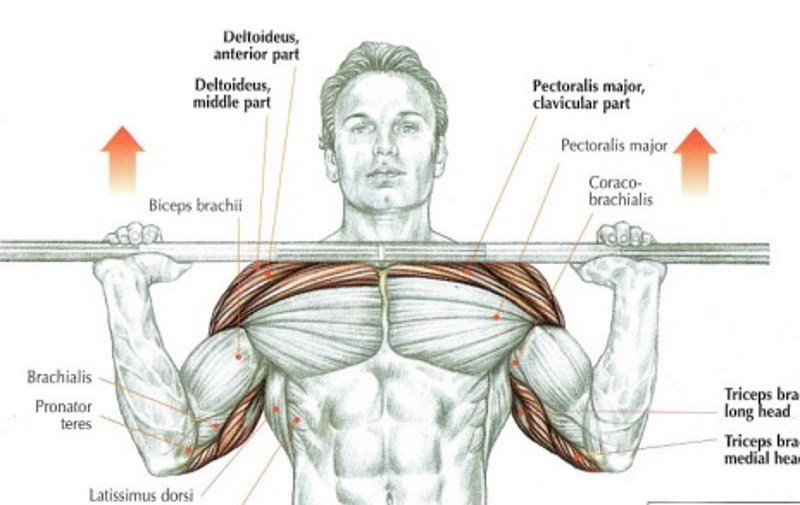 6 Tips For Improving Your Overhead Press