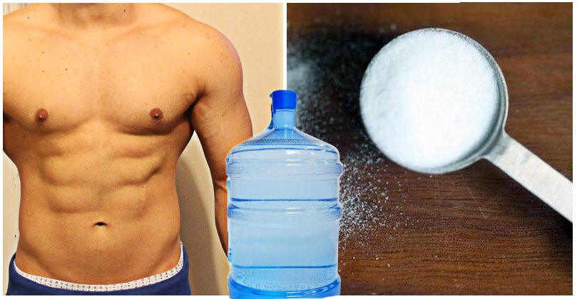 Creatine and Water Weight