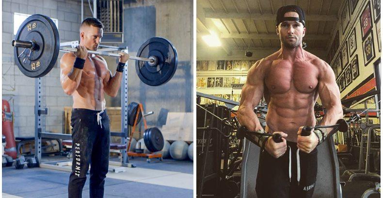 Scott Mathison Full-Body Workout