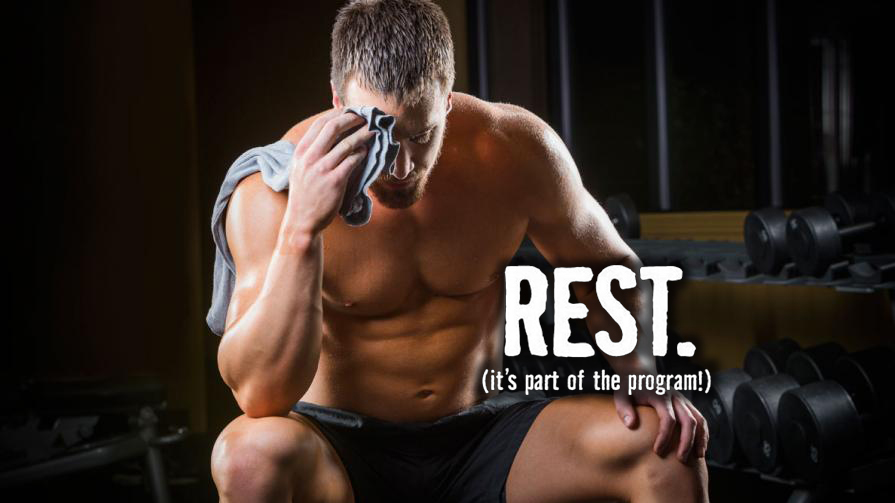 How to Get Proper Rest After a Training Phase